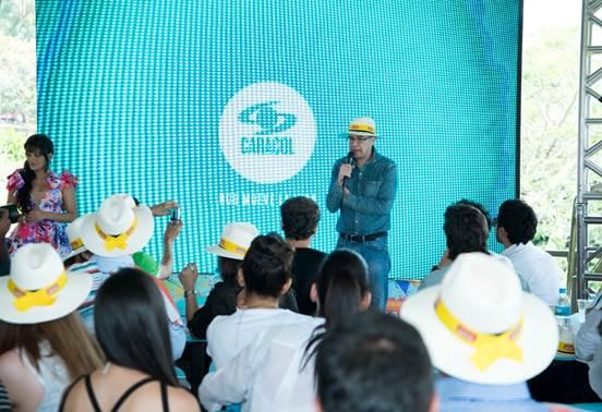 Dago García, Vicepresidente de Producción y Contenido de Caracol Televisión explicó que lo que busca este proyecto es resaltar la labor de la mujer colombiana.
