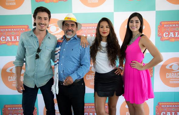 Juan Pablo Urrego, Julio Pachón, Katherine Escobar y Gill González hacen parte del elenco de la serie.