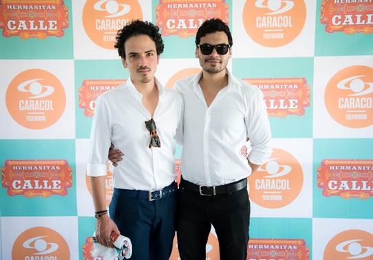 Juan Fernando Sánchez y Jim Muñoz, interpretarán a Lorenzo y Julián en Hermanitas Calle.