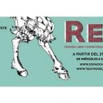 """""""Rebú"""" Tragicomedia, Últimas 2 semanas en el Espacio Odeón"""