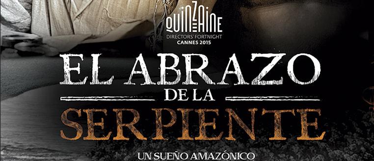 """El Cine Colombiano Celebró la Nominación de la Película """"El Abrazo de la Serpiente"""""""