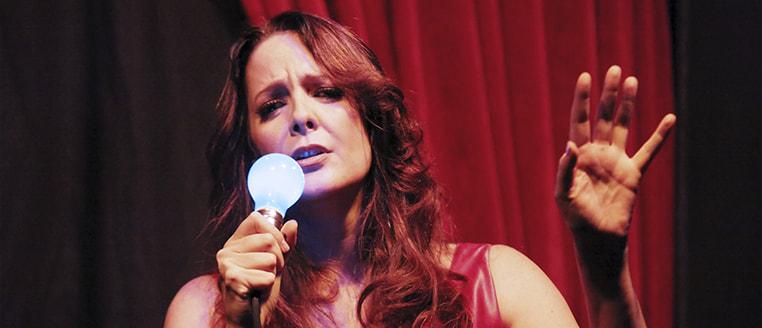 María Fernanda García dejará sus Huellas plasmadas en Galerías Plaza de las Estrellas
