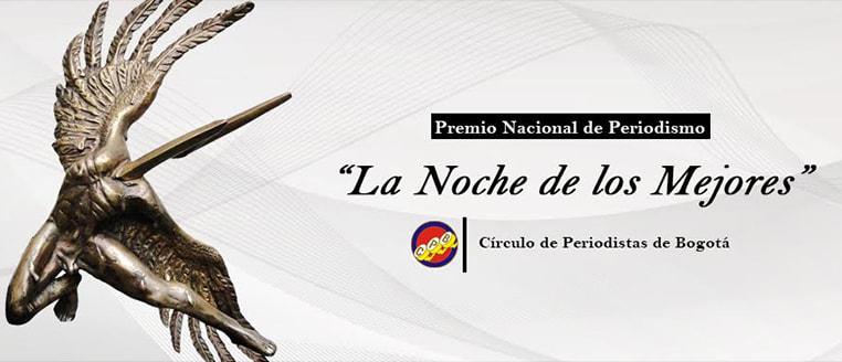 Premio Nacional del periodismo CPB 2016