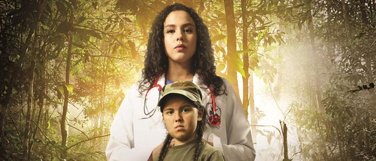 La niña, Serie basada en una historia real producida por CMO para Caracol Televisión