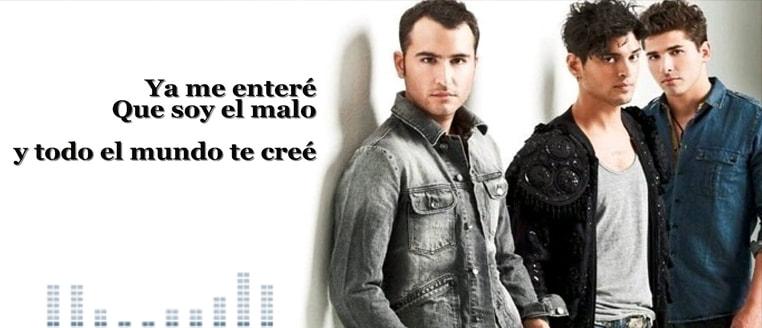 """Ya me enteré es el segundo sencillo de """"Des/Amor"""", la nueva producción de """"Reik""""."""