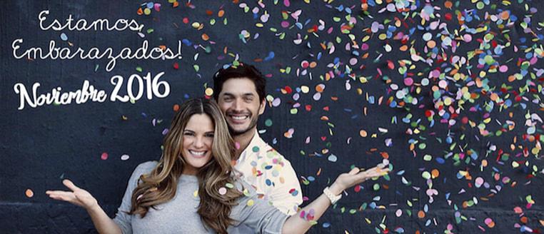 Daniel Elbittar anuncia el embarazo de su esposa Sabrina Seara