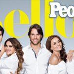 Danilo Carrera engalana la portada de Los 50 Más Bellos de People En Español