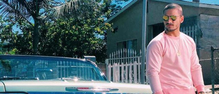 """Maluma estrena el videoclip de su éxito """"El Perdedor"""""""
