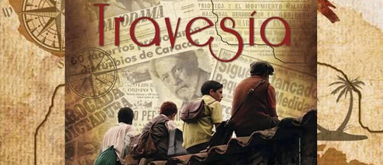"""""""Travesía"""", una película venezolana nacida en tierra andina"""