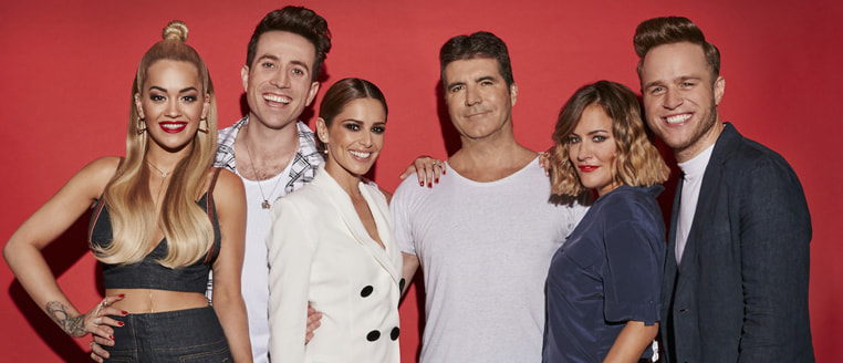 The X Factor regresa a canal Sony