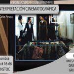 Taller de Interpretacion cinematográfica  Dictado por Juan Carlos Amaya