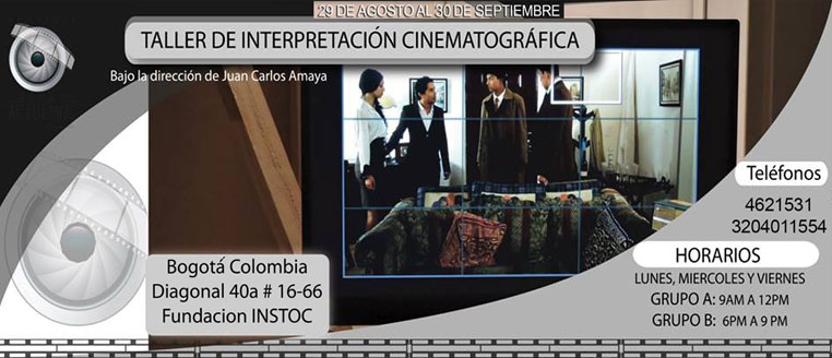 interpretacion cinematografica inicio