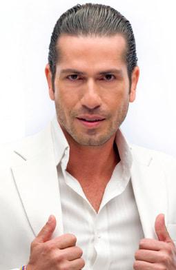 Gregorio Pernía es Aurelio (Titi) Jaramillo