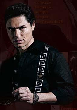 Lucho Velasco es Samuel Moreno