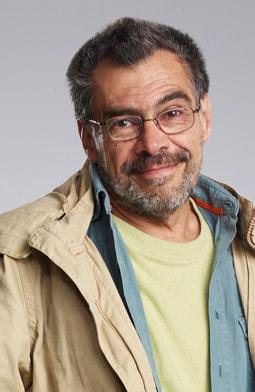 Waldo Urrego es Guillermo.