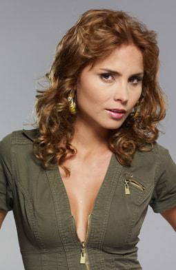 Carolina Sepúlveda es Verónica Maldonado.