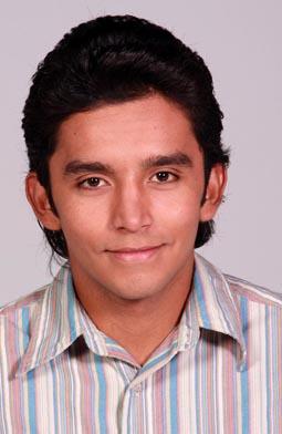 Javier Botero es Freddy Restrepo Caicedo