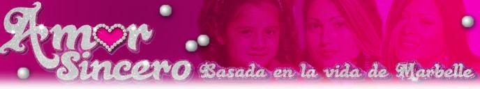 Amor Sincero, Basado en la vida de Marbelle - Canal RCN