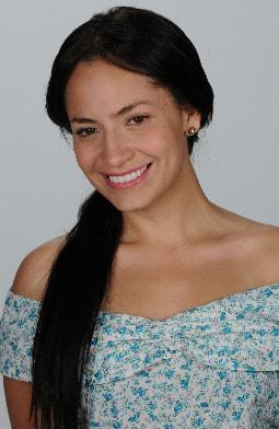Ana Jaraba es Ofelia Larios