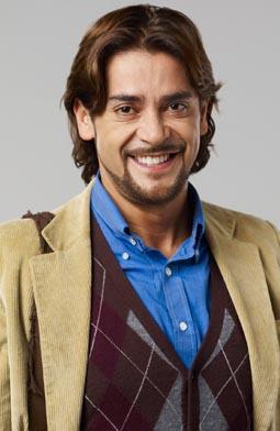 Víctor Hugo Cabrera es Arturo Bermúdez