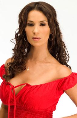 Catherine Siachoque es Doña Hilda