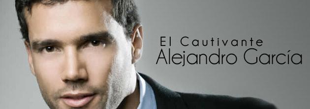 Vistazo, El cautivante Alejandro Garcia