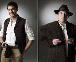 Rodrigo Candamil es Francisco (Joven) / Pedro Mogollón es Francisco (Adulto)