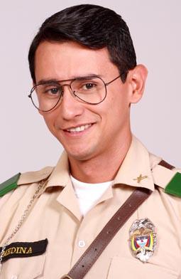 Carlos Manuel Vesga es Samuel Medina Uribe