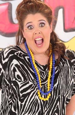 Micaela Casteloti es Linda Luna