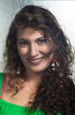 Adriana Arango es Ruby