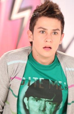 """Sebastián Vega Es Enrique """"Kike"""" Centeno"""